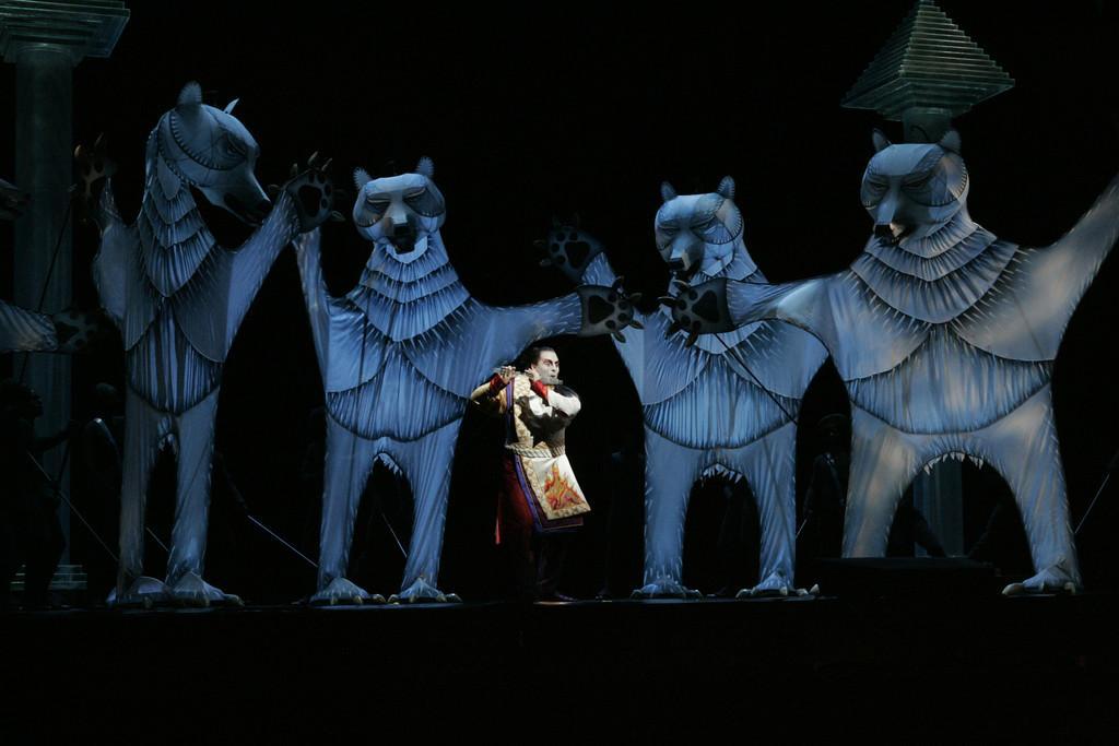 TheatreHD: Волшебная флейта